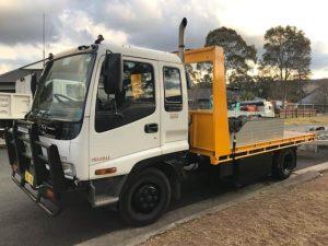 Cash For Isuzu Trucks Melbourne